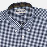 Мужская рубашка Barbour Country Gingham Navy фото- 1