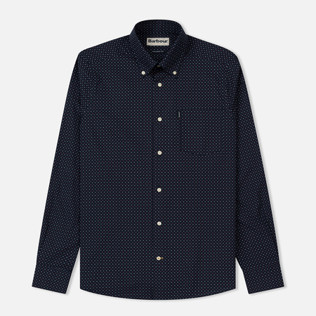 Мужская рубашка Barbour Cullen Navy