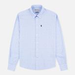 Мужская рубашка Barbour Cuthbert Sky фото- 0