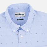 Мужская рубашка Barbour Cuthbert Sky фото- 1