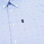 Мужская рубашка Barbour Cuthbert Sky фото- 2