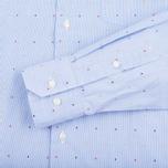 Barbour Cuthbert Men's Shirt Sky photo- 3