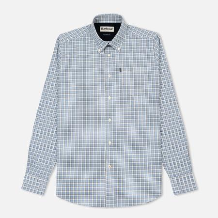 Мужская рубашка Barbour Elwood Blue
