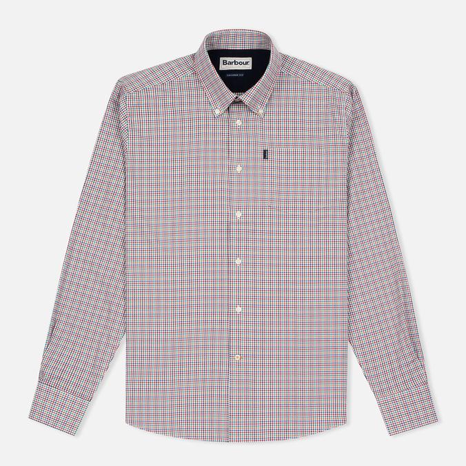 Мужская рубашка Barbour Elwood Crimson