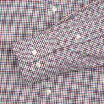 Мужская рубашка Barbour Elwood Crimson фото- 3