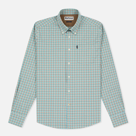 Barbour Elwood Men's Shirt Lawn