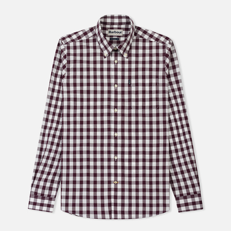 Мужская рубашка Barbour Endsleigh Gingham Port