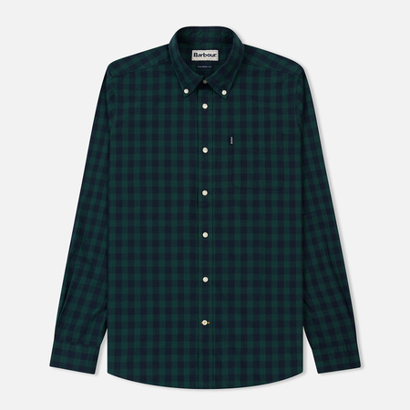 Мужская рубашка Barbour Endsleigh Gingham Seaweed