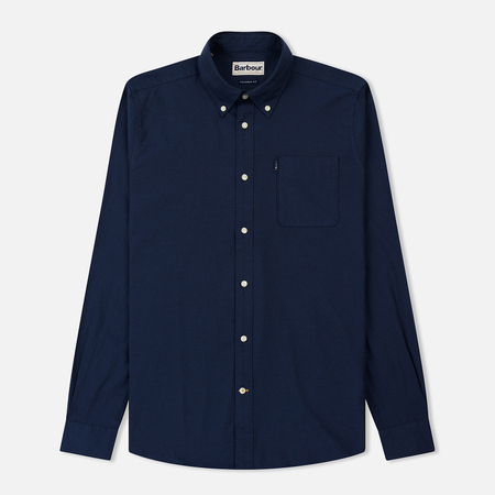 Мужская рубашка Barbour Endsleigh Oxford Navy