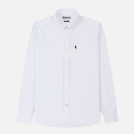 Мужская рубашка Barbour Endsleigh Oxford White