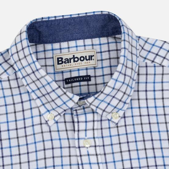 Мужская рубашка Barbour Endsleigh White
