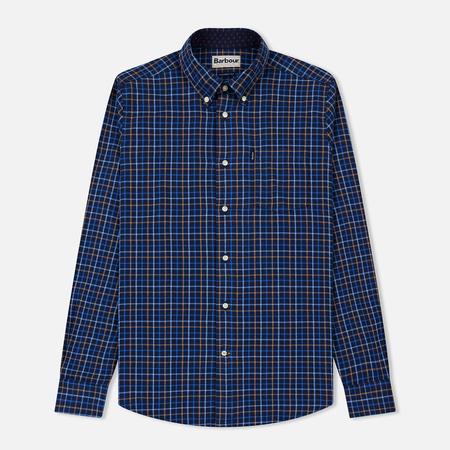Мужская рубашка Barbour Ethan Dark Navy