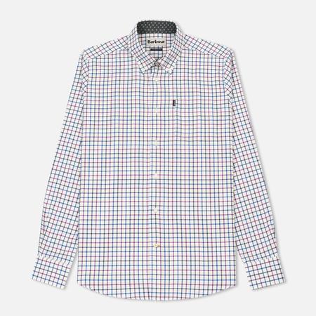 Мужская рубашка Barbour Ethan Plum