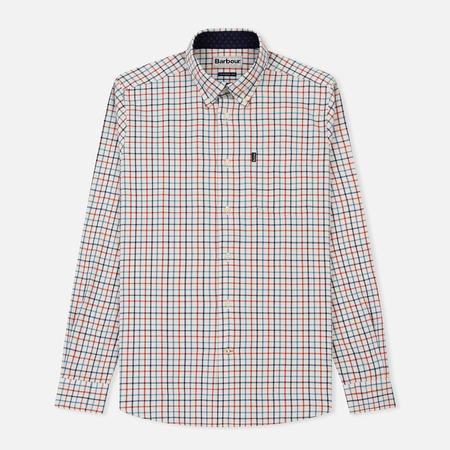 Мужская рубашка Barbour Ethan Teal Blue