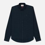 Мужская рубашка Barbour Fletcher Navy фото- 0