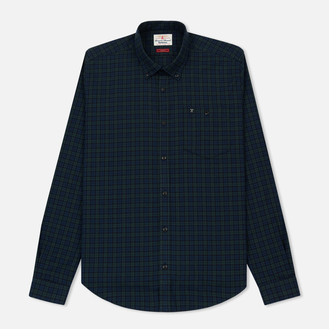 Мужская рубашка Barbour Fletcher Navy