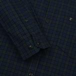 Мужская рубашка Barbour Fletcher Navy фото- 3