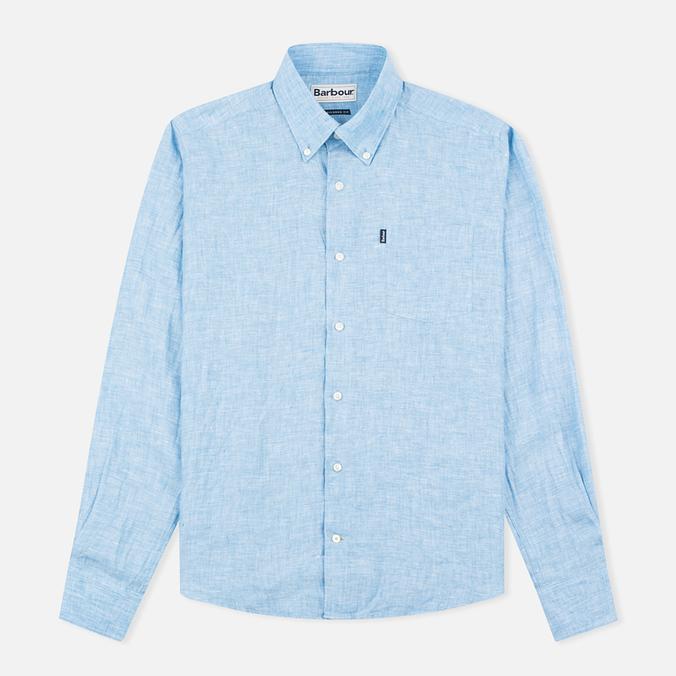 Мужская рубашка Barbour Frank Blue
