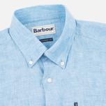 Мужская рубашка Barbour Frank Blue фото- 1