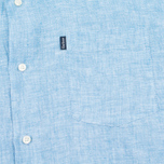 Мужская рубашка Barbour Frank Blue фото- 2