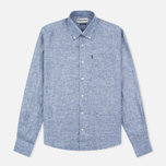 Barbour Frank Men's Shirt Navy photo- 0
