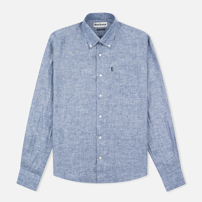 Barbour Frank Men's Shirt Navy