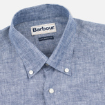 Barbour Frank Men's Shirt Navy photo- 1