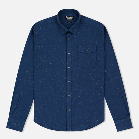 Barbour Frith Men's Shirt Navy