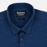 Мужская рубашка Barbour International Frith Navy фото- 1