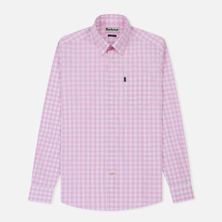 Мужская рубашка Barbour Gingham Pink