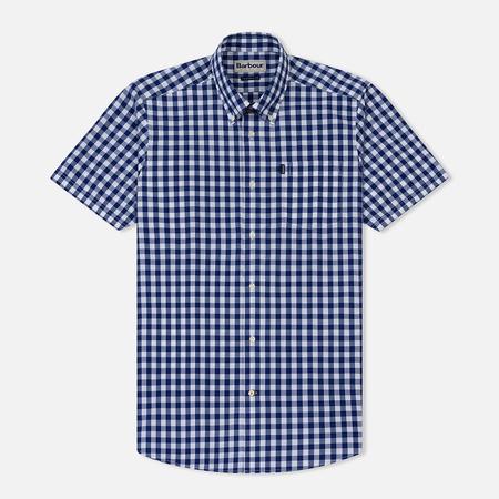 Мужская рубашка Barbour Gingham SS Navy