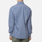 Мужская рубашка Barbour Gingham Tailored Fit Inky Blue фото - 3