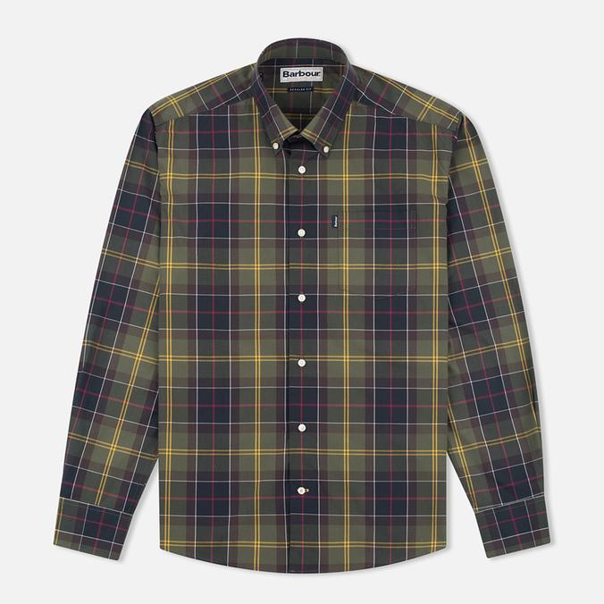 Мужская рубашка Barbour Herbert Tartan Classic