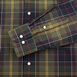 Мужская рубашка Barbour Herbert Tartan Classic фото- 3