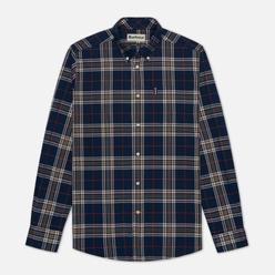 Мужская рубашка Barbour Highland Check 27 Brown