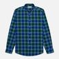 Мужская рубашка Barbour Highland Check 27 Green фото - 0
