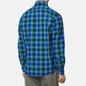 Мужская рубашка Barbour Highland Check 27 Green фото - 3