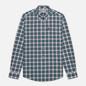 Мужская рубашка Barbour Highland Check 28 Green фото - 0