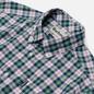 Мужская рубашка Barbour Highland Check 28 Green фото - 1