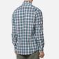 Мужская рубашка Barbour Highland Check 28 Green фото - 3
