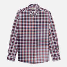 Мужская рубашка Barbour Highland Check 28 Red фото- 0