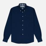 Мужская рубашка Barbour Huey Indigo фото- 0
