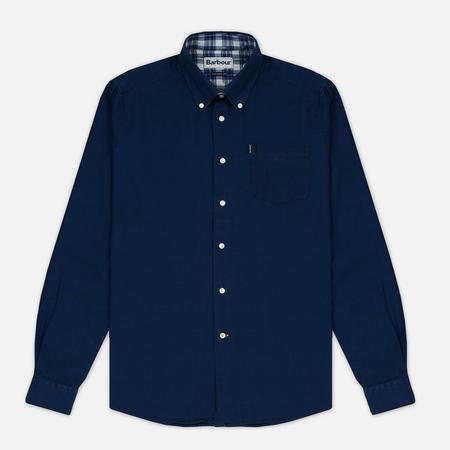 Мужская рубашка Barbour Huey Indigo