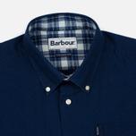 Мужская рубашка Barbour Huey Indigo фото- 1