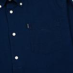 Мужская рубашка Barbour Huey Indigo фото- 2