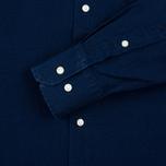 Мужская рубашка Barbour Huey Indigo фото- 3