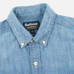Мужская рубашка Barbour International Austin Slim Fit Stone Wash фото- 1