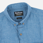 Мужская рубашка Barbour International Harold Blue фото- 1
