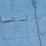 Barbour International Harold Men's Shirt Blue photo- 2