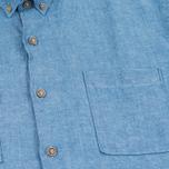 Barbour International Harold Men's Shirt Blue photo- 3